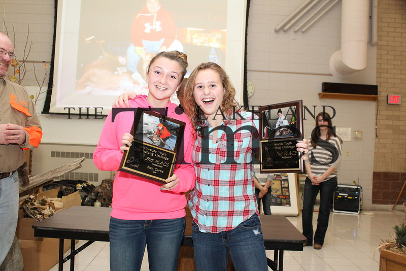 2013 Northwoods Youth Deer Hunting Challenge Banquet