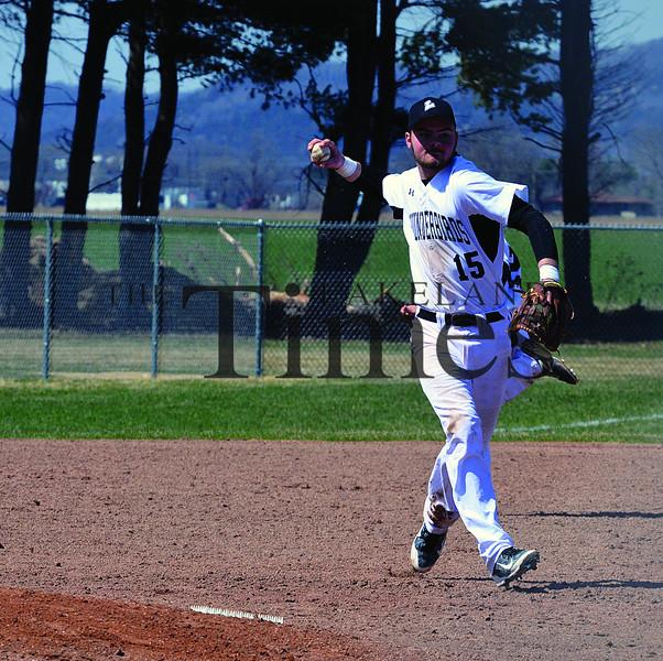 4/11/15 - Lakeland Baseball at River Valley