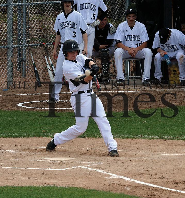 5-11-15 Lakeland Baseball vs. Marathon