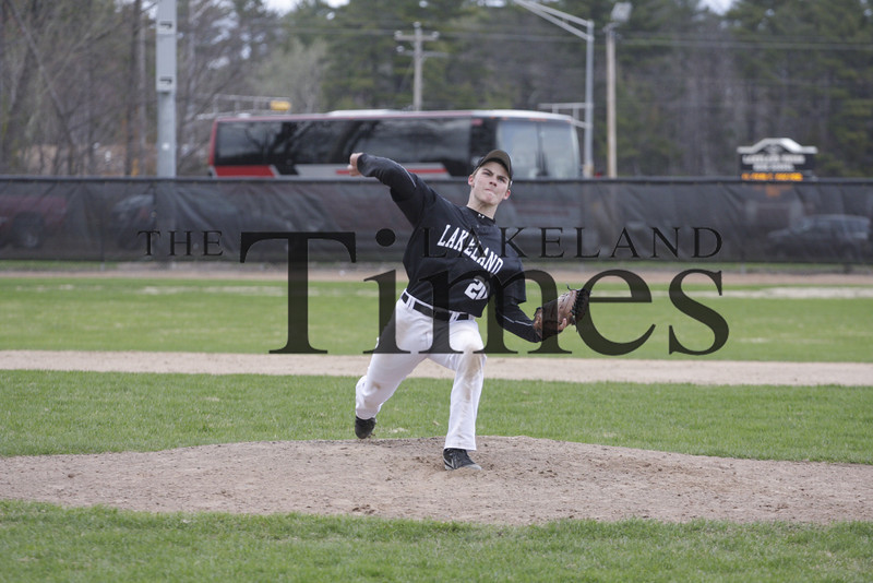 Baseball vs Medford from May 15