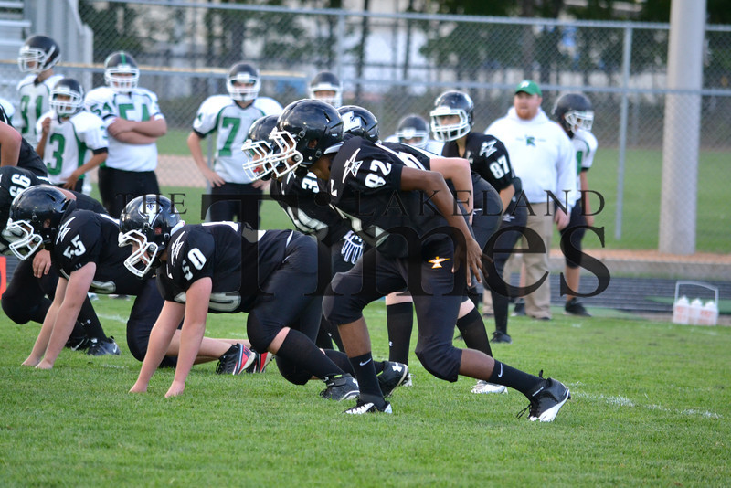Lakeland Freshman Football vs. Rhinelander