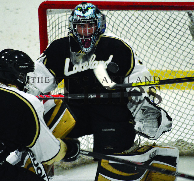 2-3-14 Lakeland Boys' Hockey at Rhinelander