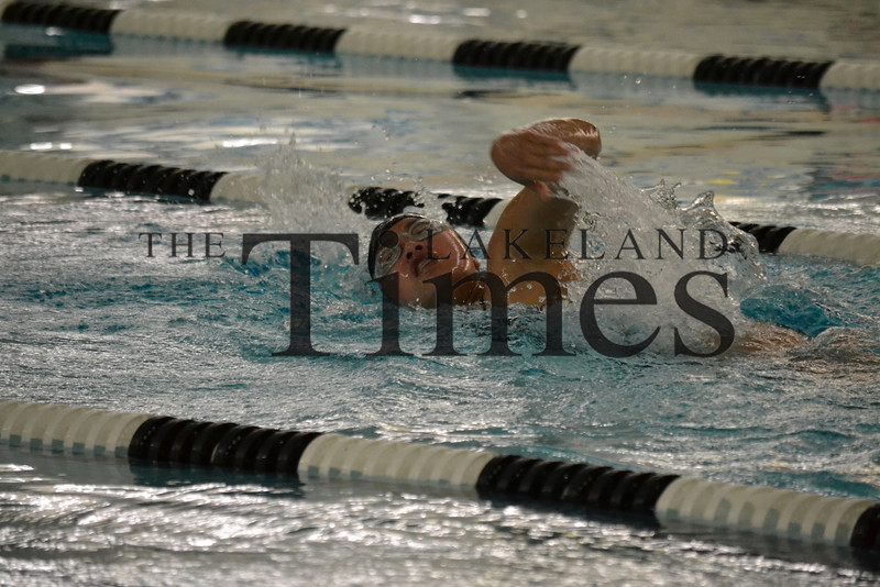 Lakeland Swim vs. Ladysmith/Bruce/Flambeau 10-10-13