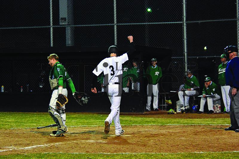 4/14/15 Lakeland Baseball vs. Rhinelander