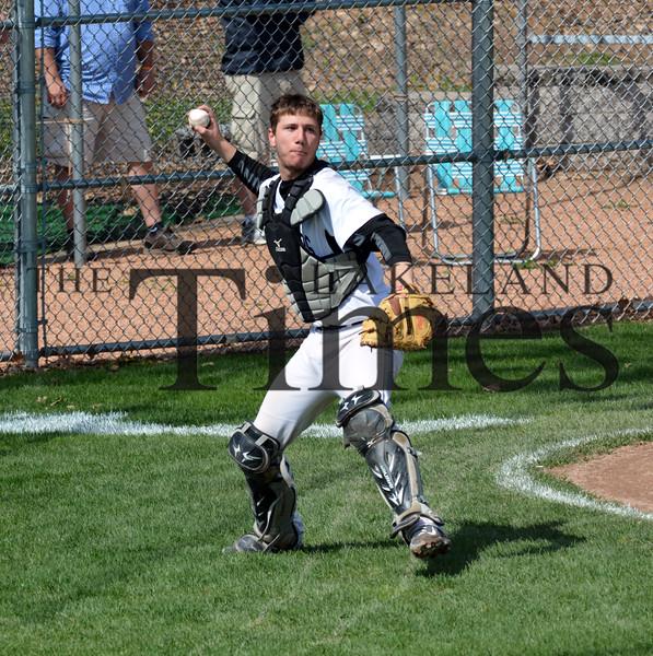 5-16-15 Lakeland Baseball vs. Chequamegon