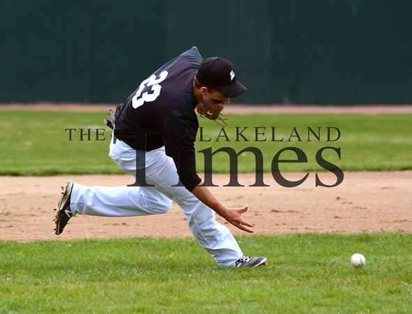 5/1/15 Lakeland Baseball at D.C. Everest