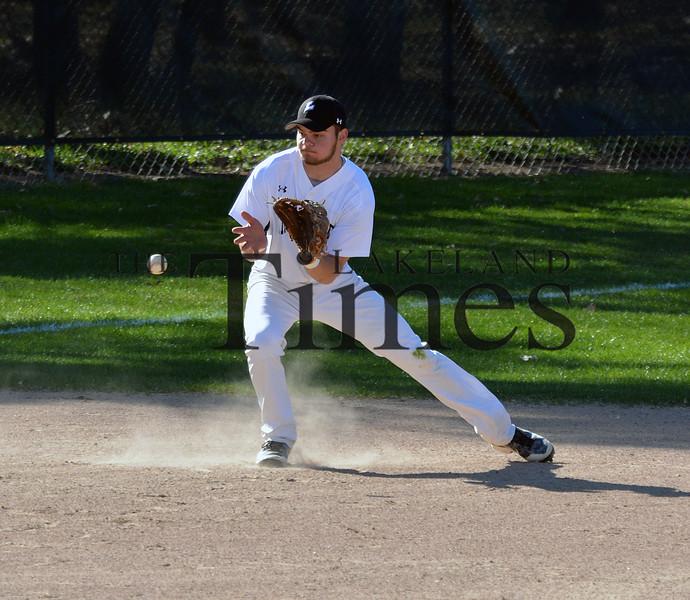 5/5/15 Lakeland Baseball vs. Medford