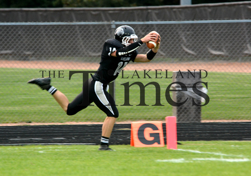 8-21-15 Lakeland Football vs. Rhinelander