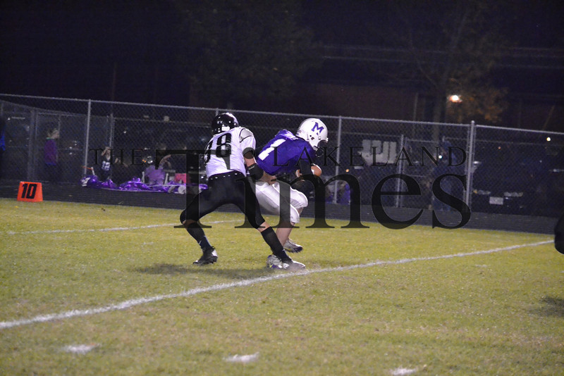 Lakeland Football at Mosinee 10-11-13