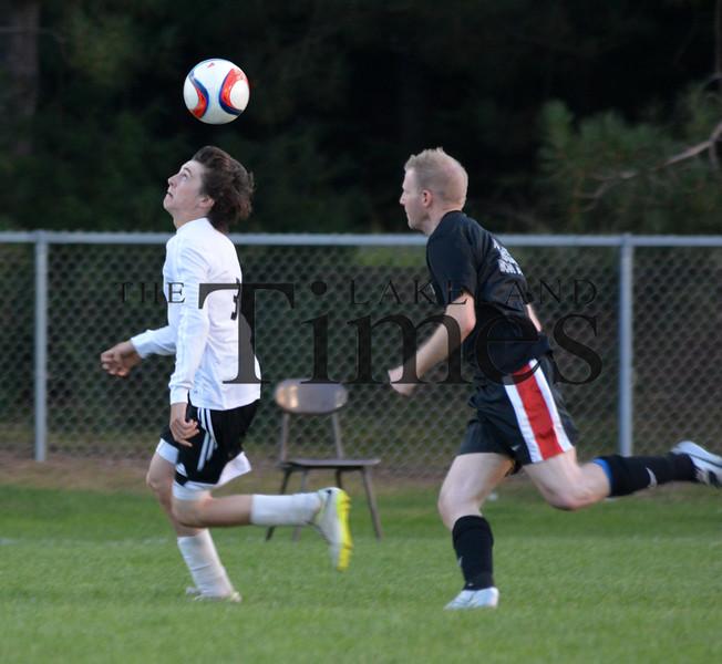 8-22-15 Lakeland Soccer Alumni Game