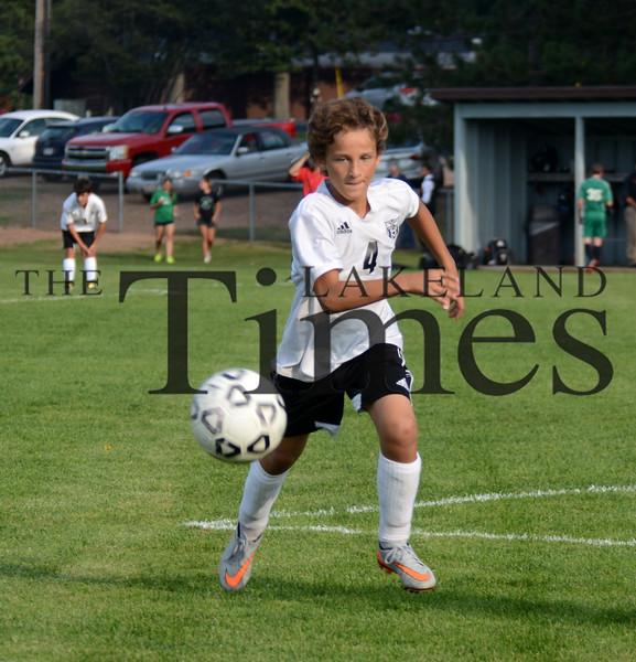 9-1-15 JV Soccer vs. Rhinelander
