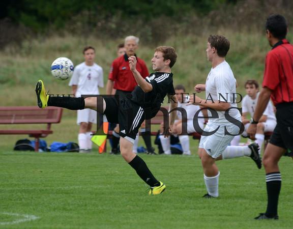 9-17-15 Lakeland Soccer at Northland Pines