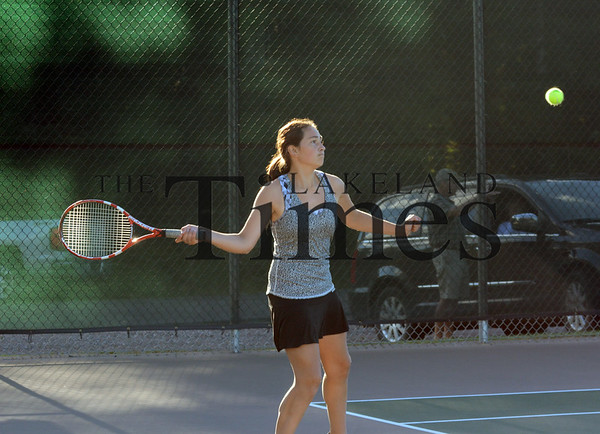 9-10-15 Lakeland Tennis vs. Phillips